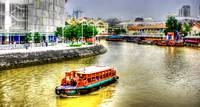 Urban Singapore Series : Clark Quay