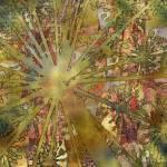 """Floral Motif Antiquated"" by ArtByRuta"