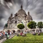 """Sacred Heart of Paris HDR"" by ayseselen"