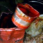 """Buckets"" by davidgilbert"