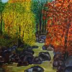 """The Creek in Sedona, Arizona"" by Artworksbyliz"