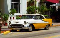Miami Beach Classic Car
