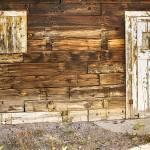 """Rustic Old Colorado Barn Door and Window"" by lightningman"