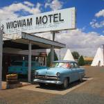 """Route 66 - Wigwam Motel"" by Ffooter"