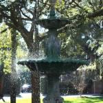 """""""Savannah Square Fountain"""" by Groecar"""