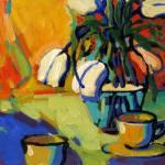 """Tea for Two ( 500126 )"" by KonnieKim"