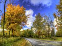 michigan.pierport.fall.road.HDR