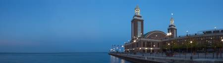chicago.navypier.dusk.bldg