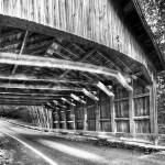 """Covered Bridge in Sleeping Bear Dunes"" by North22Gallery"
