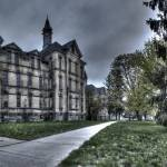 """Traverse City Mental Hospital"" by North22Gallery"