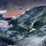 """""""Terns in the Tempest"""" by spadecaller"""
