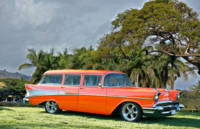 1957 Chevrolet Bel Air 'Beach' Wagon