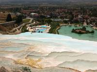 Pamukkale - the Cotton Castles
