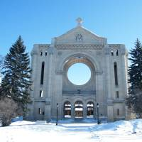 Saint Boniface Cathedral Art Prints & Posters by Jordon Cooper