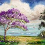 """Jacaranda Tree"" by mazz"