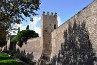 Barcelona City Wall