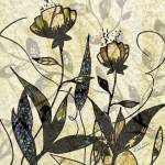 """""""Pen Drawn Patterned Floral"""" by RuthPalmer"""