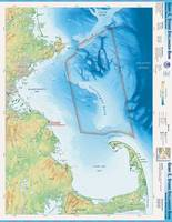 Map of the Cape Cod Bay