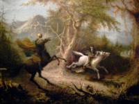 Vintage Art of Sleepy Hollow