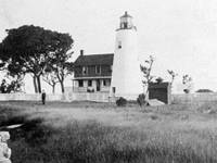 Watts Island Lighthouse