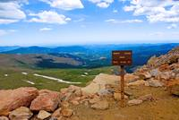 July 4th at Mt Evans