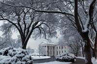 Winter Wonderland White House
