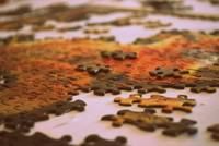 I have a love for puzzles