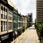 """West Main Street, Lexington, Kentucky"" by BrendaSalyersArt"