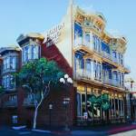 """Horton Grand Hotel San Diego"" by BeaconArtWorksCorporation"