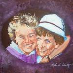 """""""Janice and Her Mom"""" by RuthDriedger"""
