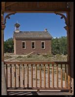 Grafton schoolhouse