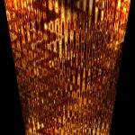 """The Golden Vase - Abstract Art"" by Groecar"