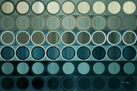 Circles and Squares 40. Modern Abstract Fine Art