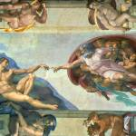 """Creation of Adam"" by photoww"