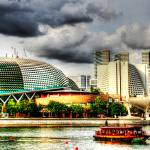 """Cityscape Singapore 2013 - Esplanade Theater"" by sghomedeco"