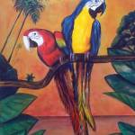 """Macaws"" by vernsart"