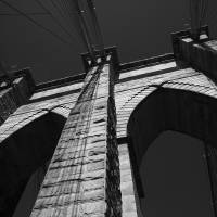 Brooklyn Bridge - New York City Art Prints & Posters by Frank Romeo