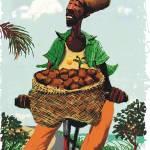 """Caribbean Peanut man"" by vernsart"