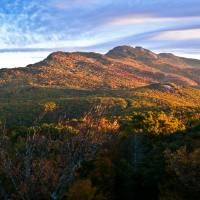 Grandfather Mountain (for Canvas) Art Prints & Posters by Ken Thomas