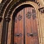 """12th Century Doorway"" by PadgettGallery"