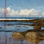 """Tranquil Seascape"" by Reflector"