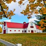 """Allandale Mansion Fall 2013"" by adifferenteyephotography"