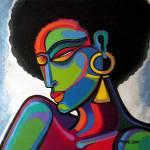 """""""AfroLife#4"""" by masud"""