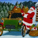 """""""The Christmas Ride"""" by anthonydunphy"""