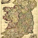 """Hibernia - Ireland Map"" by redssr03"