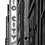 """Radio City Music Hall BW 2"" by Automotography"