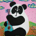 """Panda Song"" by ArtPrints"