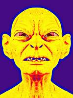 Gollum, alias in The Lord of the Rings: Two Towers