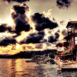 """Sunset of Istanbul HDR"" by ayseselen"