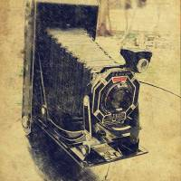 Vintage Camera Series Art Prints & Posters by Robert Cattan